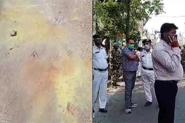 Bomb thrown in North Kolkata during last phase of polling in Bengal