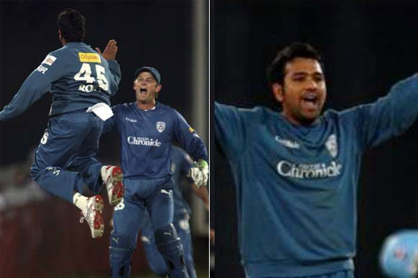 When Rohit Sharma took a hat-trick against Mumbai Indians on this day 12 years ago