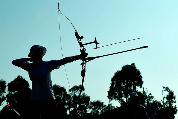 Indian archers will not be able to play in second world cup starting in may 17 in switzerland