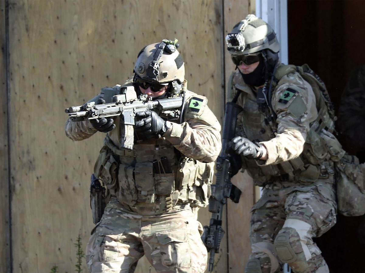 Joint Force Task 2 (JTF2), Canada