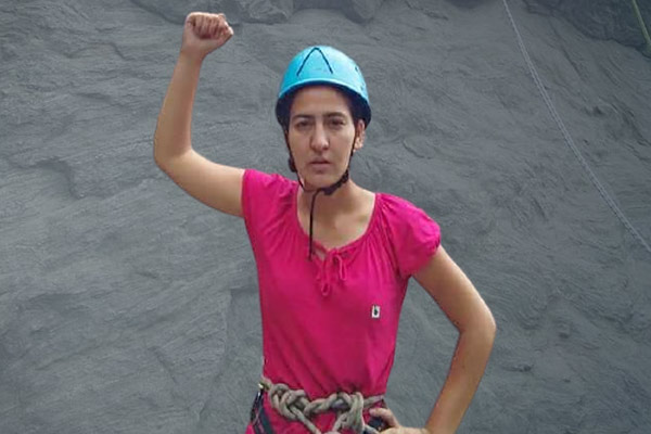 Priya of Jalandhar climbed five mountains in 28 days