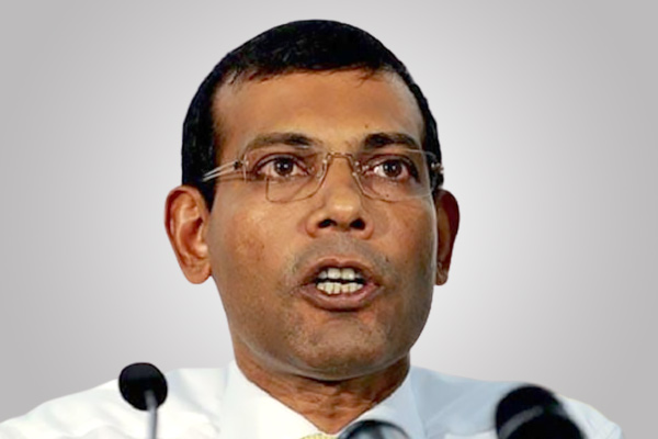 Explosion in the car of former Maldives President Mohammad Nasheed