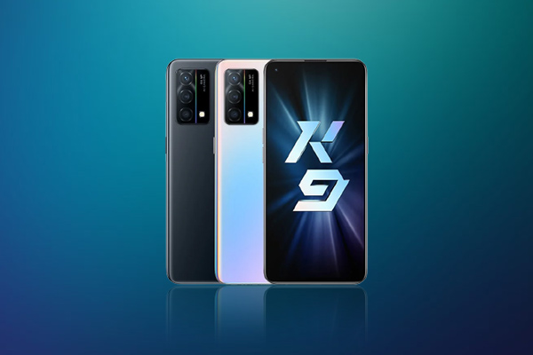 Oppo K9 5G smartphone with Snapdragon 768G processor and 64MP camera has been launched